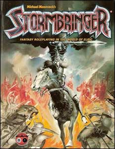 Portada de Stormbringer en la edición de Games Workshop