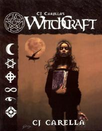 Portada del juego de rol Witchcraft