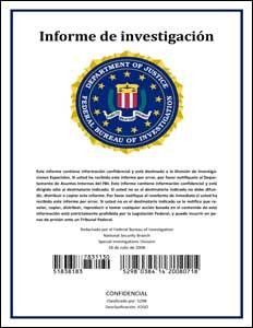Informe del S.I.D.