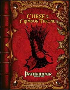 Pathfinder - Curse of the Crimson Throne