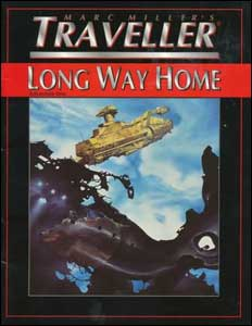 Traveller - The Long Way Home
