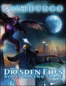 Dresden Files: Edimburgo
